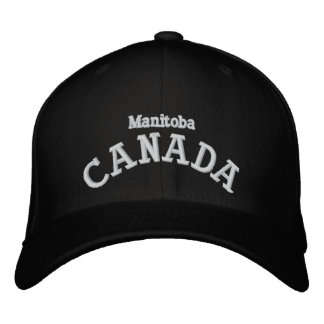 Canada Provinces - Embroidered Hat