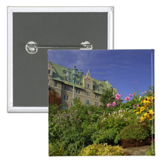 Canada,  Quebec. Charlevoix region, 15 Cm Square Badge