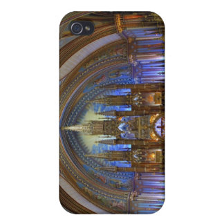 Canada, Quebec, Montreal. Interior of Notre 2 Case For The iPhone 4