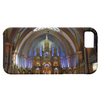 Canada,  Quebec,  Montreal. Interior of Notre 2 iPhone 5 Cover