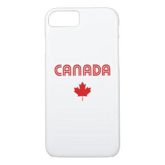 Canada Retro iPhone 8/7 Case