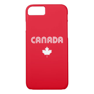 Canada Retro iPhone 8/7 Case
