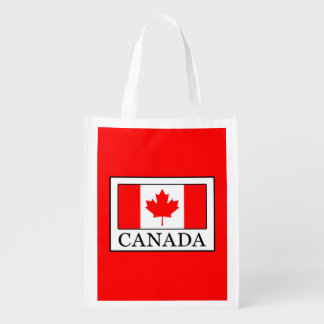 Canada Reusable Grocery Bag