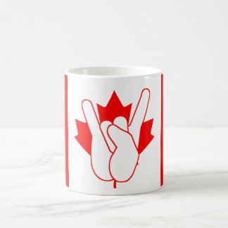 Canada Rocks Coffee Cup