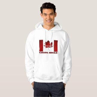 Canada Rocks Hoodie