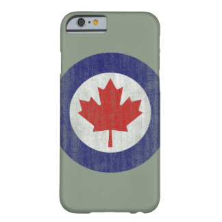 Canada roundel iPhone 6 case Barely There iPhone 6 Case