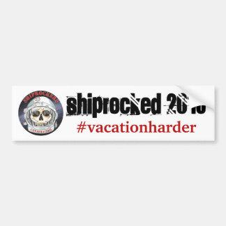 Canada Shiprockers 2018 Bumper Sticker