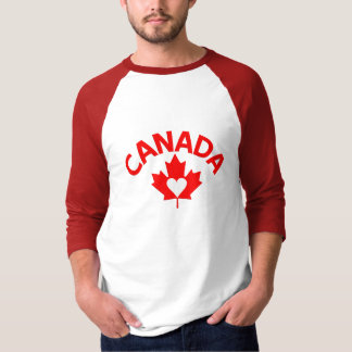 Canada shirt - choose style & color