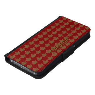 Canada Smartphone Wallet Canada Mobile Case Custom