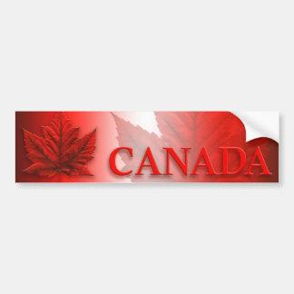 Canada Souvenir Bumper Sticker Gifts Car Bumper Sticker