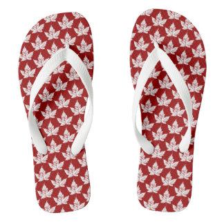 Canada Souvenir Flip Flop Sandals Canada Shoes