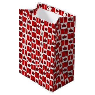 Canada Souvenir Gift Bags Canada Flag Gift Bag