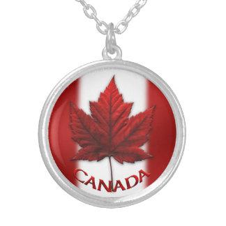 Canada Souvenir Necklace Canada Maple Leaf Jewelry