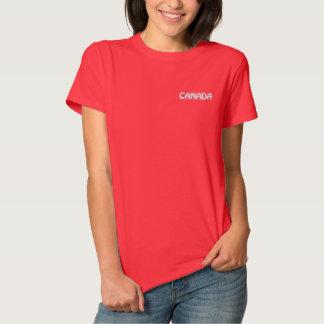 Canada Souvenir Women's Polo Shirt / Golf Shirt