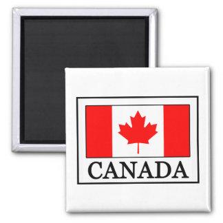 Canada Square Magnet