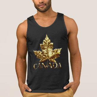 Canada Tank Top Men's Canada Gold Medal Top