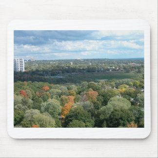CANADA Toronto Fall Season Views Mouse Pad