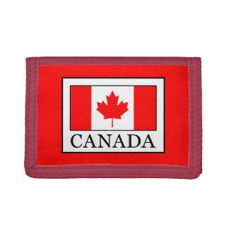 Canada Tri-fold Wallet