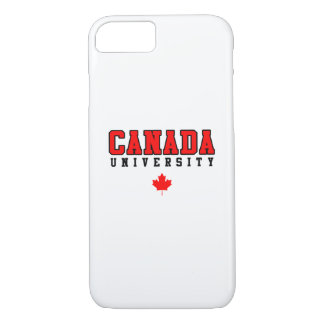 Canada University iPhone 8/7 Case