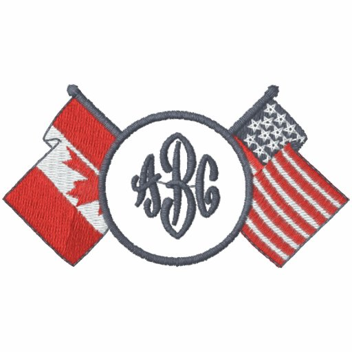 Canada - US - Monogram Shirt