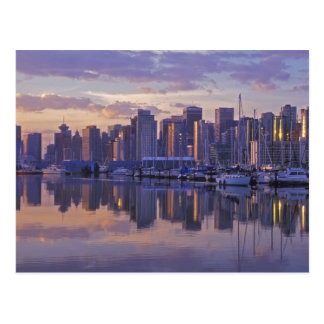 Canada, Vancouver, British Columbia. Vancouver Postcard