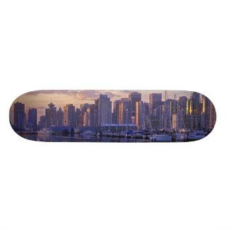 Canada, Vancouver, British Columbia. Vancouver Skate Board Decks