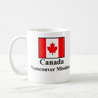 Canada Vancouver Mission Drinkware Coffee Mug