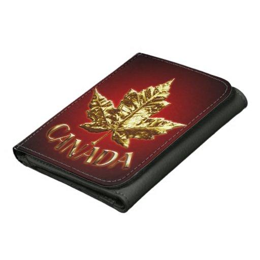 Canada Wallet Canada Gold Medal Canada Wallet