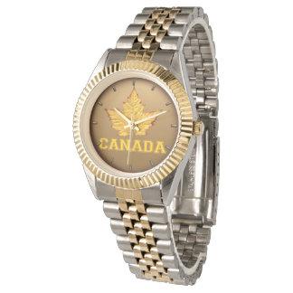 Canada Watch Canada Maple Leaf Souvenir Wristwatch