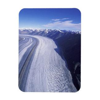 Canada, Yukon Territory, Kluane National Park. Magnet