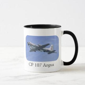 Canadair CP 107 Argus Coffee Mug