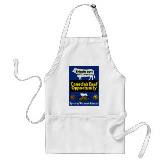 Canada's Beef Opportunity Standard Apron