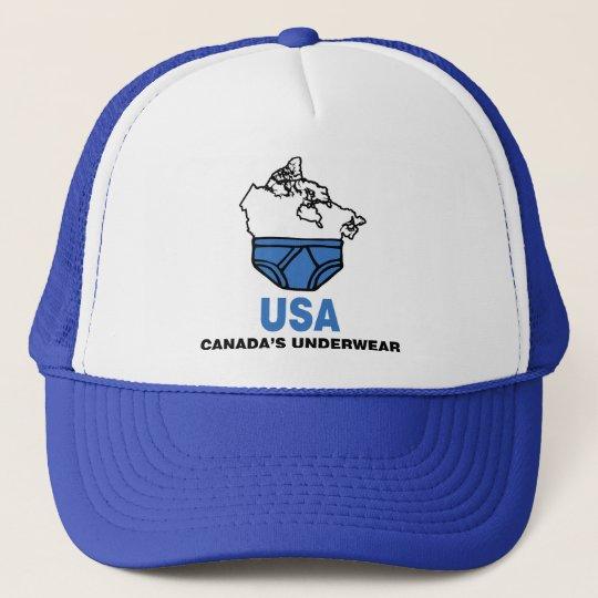 Canada's Underwear Trucker Hat
