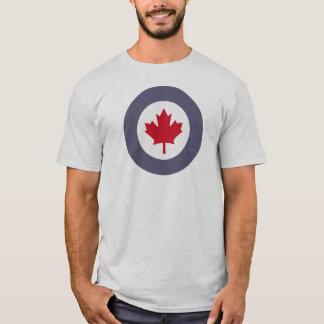 Canadian Air Force t-shirt roundel/emblem amazing