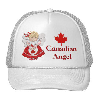 Canadian Angel Cap