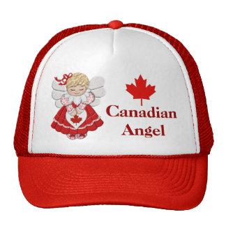 Canadian Angel Trucker Hats