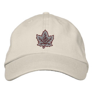 Canadian Anniversary Embroidery Canada Embroidered Cap