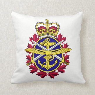 Canadian Armed Forces Cushion