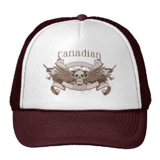 Canadian Badass Trucker Hat