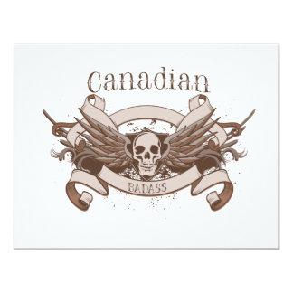 Canadian Badass Announcements