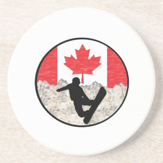 Canadian Boarders Coaster
