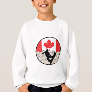 Canadian Boarders Sweatshirt