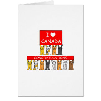Citizenship Greeting Cards