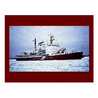 Canadian Coast Guard / Garde côtière canadienne Postcard