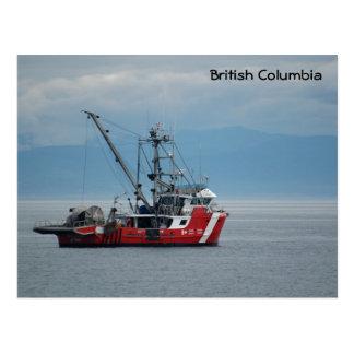 Canadian Coast Guard Postcard