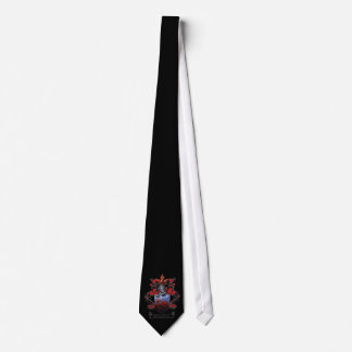 Canadian Coat of Arms Tie