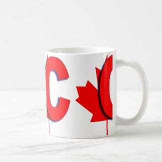 Canadian Conservatives Red Logo Mug