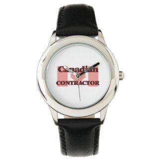 Canadian Contractor Watch
