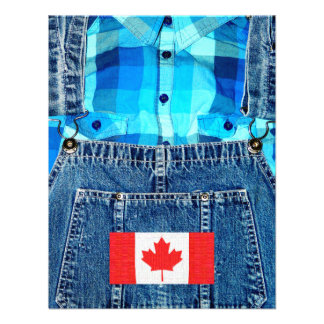 Canadian Country - Canada Day or Country Party Invitations