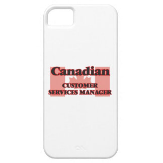 Canadian Customer Services Manager iPhone 5 Cover